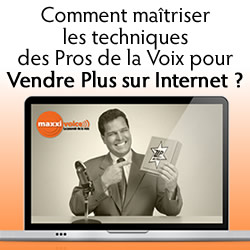 maxxivoice cours langue apprentissage formation